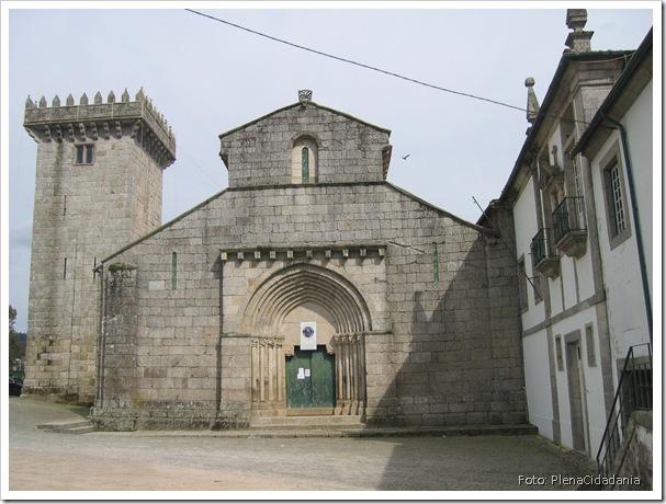Mosteiro de Travanca - Amarante
