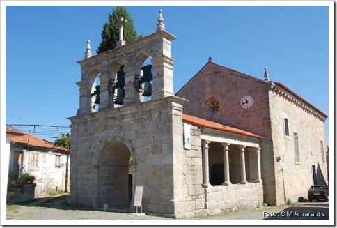 Santo Andre - Teloes - Amarante