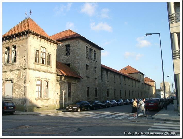 Edif�cio da Real Companhia Vin�cola - Matosinhos - Carlos Fonseca 2006 - IPPAR