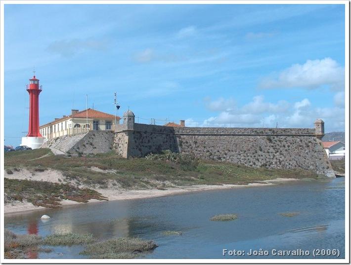 Forte S Joao Baptista - Esposende - Foto Joao carvalho