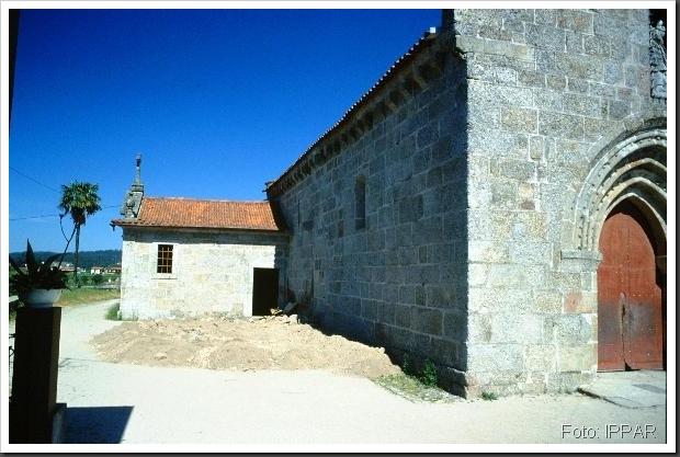 Igreja de Santa Maria ou de Nossa Senhora das Neves  2 - Lousada - Foto IPPAR