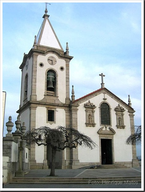 Matriz de Gondomar - Foto Henrique Matos