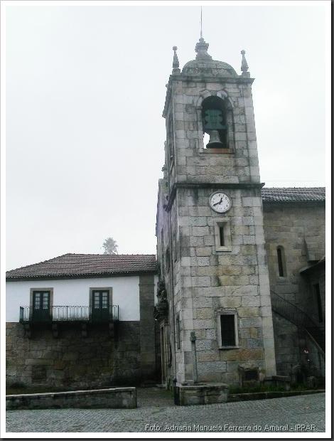 Santa Maria 1 - Vila do Bispo - Marco Canaveses - Foto  Adriana Manuela Ferreira do Amaral  - IPPAR 2003