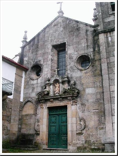 Santa Maria 2 - Vila do Bispo - Marco Canaveses - Foto  Adriana Manuela Ferreira do Amaral  - IPPAR 2003