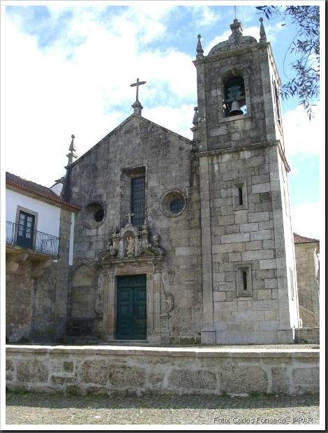 Santa Maria 3 - Vila do Bispo - Marco Canaveses - Foto Carlos Fonseca  - IPPAR 2003