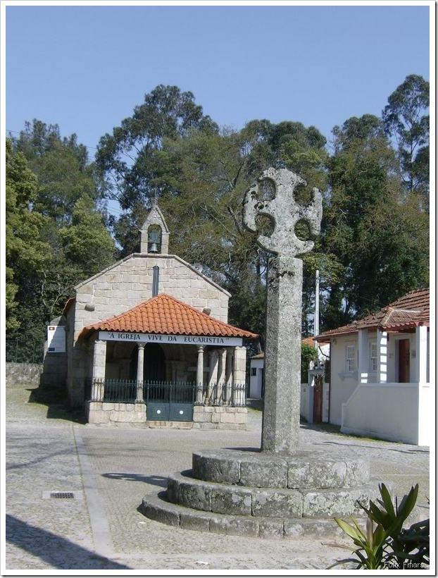 Capela Senhora do Vale - Cete - Paredes - Foto Fmars - 1