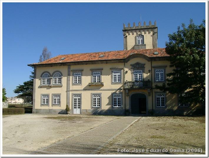 Casa da Quinta de S Gens - Matosinhos - José Eduardo Gama - 2006 - 1