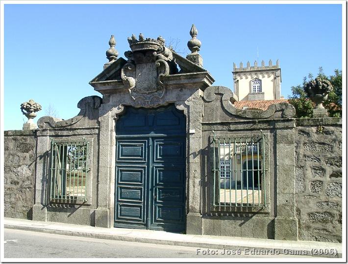 Casa da Quinta de S Gens - Matosinhos - José Eduardo Gama - 2006 - 2