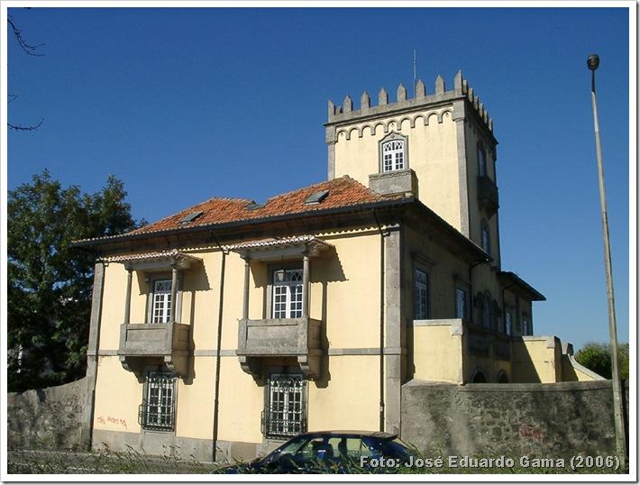 Casa da Quinta de S Gens - Matosinhos - José Eduardo Gama - 2006 - 3