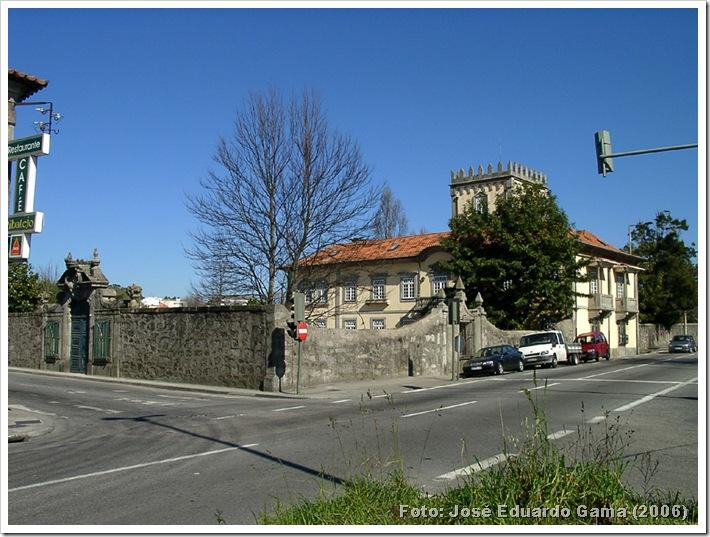 Casa da Quinta de S Gens - Matosinhos - José Eduardo Gama - 2006 - 4