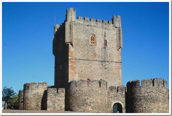 Castelo Braganca - Foto IPPAR