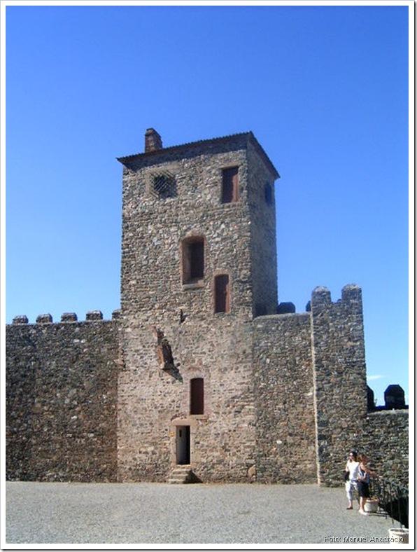 Castelo Braganca - Foto Manuel Anastacio