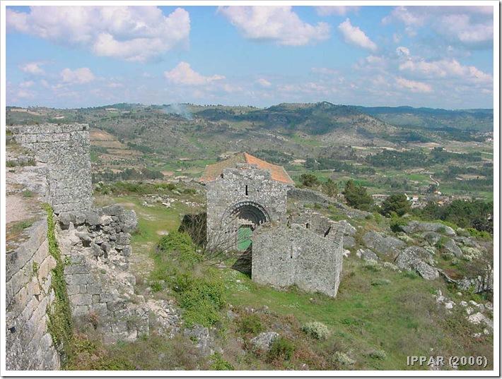 Castelo de Ansiaes - Carrazeda de Ansiaes - Braganca - IPPAR 2006 - 1