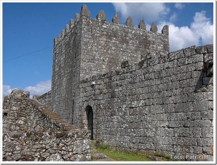 Castelo de Lindoso - Foto PatriciaR-Flickr - 2