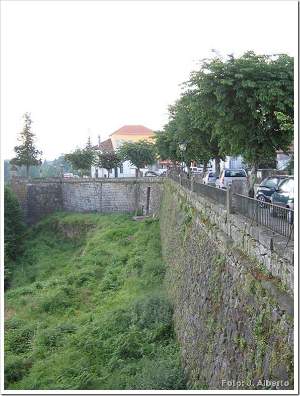 Castelo de Monção - Foto J. Alberto 2