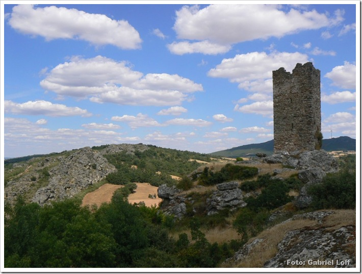 Castelo de Pena Roias - Braganca - Foto Gabriel Loff