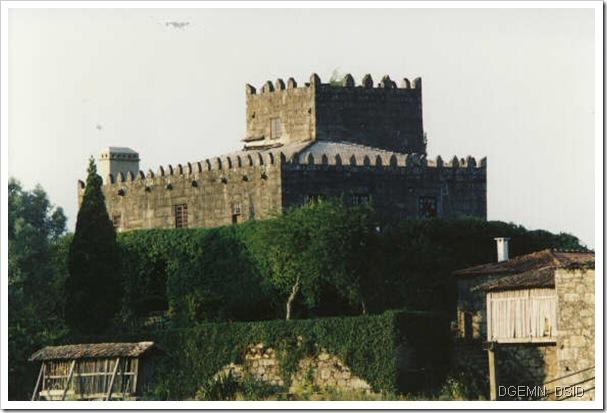 Castelo do Curutelo - Viana do castelo - www.monumentos.pt