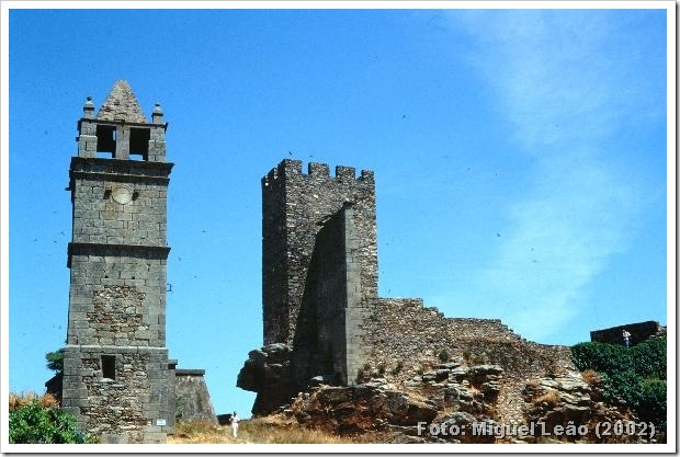 Castelo do Mogadouro - IPPAR