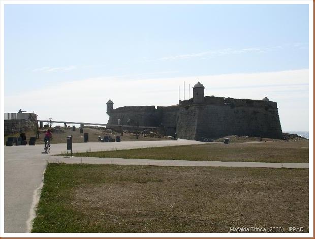 Castelo do Queijo - Porto - Foto Mafalda Trinca - 2006 - IPPAR