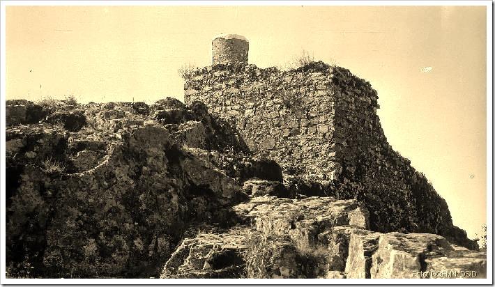 Castelo Rebordãos 1 - www.monumentos.pt