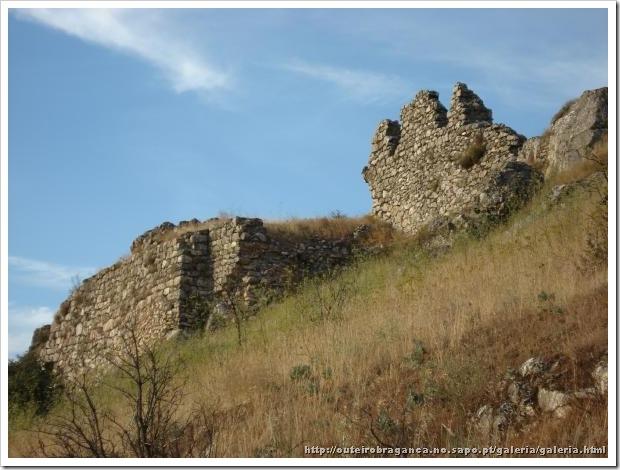 Fortaleza do Outeiro - Braganca - outeirobraganca.no.sapo.pt