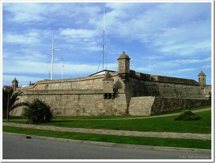Forte Leça da Palmeira - Matosinhos - Foto manuel sousa