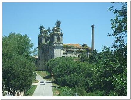 Mosteiro Seica - Ruinas 1