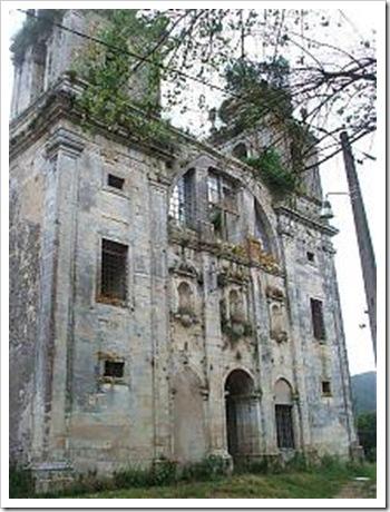 Mosteiro Seica - Ruinas 2