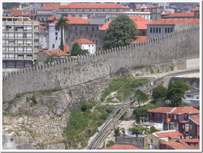 Muralhas Fernandinas - Porto - www.monumentos.pt - 1