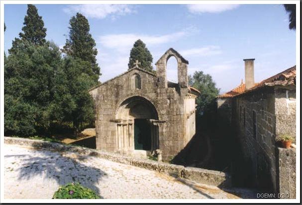 São Gens de Boelhe - Penafiel - www.monumentos.pt - 1