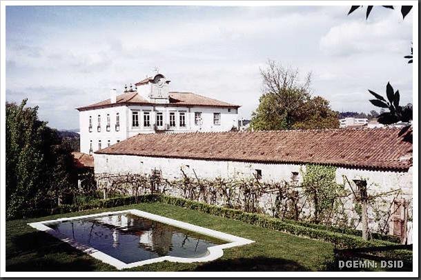 Casa e Quinta da Companhia - Paço de Sousa - Penafiel - www.monumentos.pt - 2