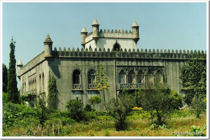 Castelo de Portuzelo - Viana do castelo - www.monumentos.pt