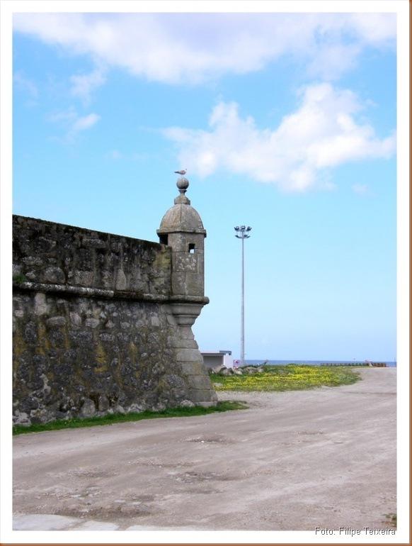 Forte da Lagarteira - Caminha - Foto Filipe Teixeira - Olhares