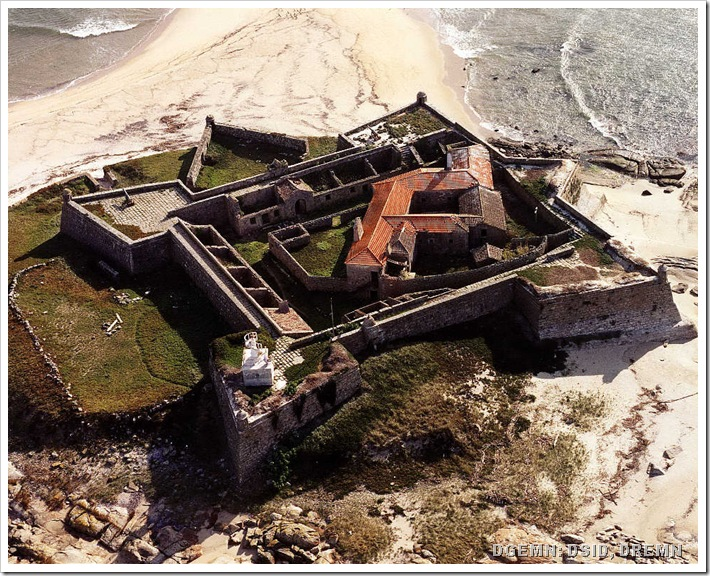Forte da Ínsua - Viana do Castelo - www.monumentos.pt - 1