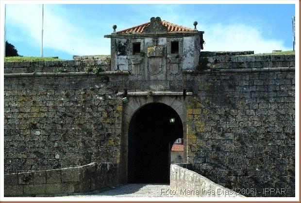 Forte Santiago da Barra - Viana do Castelo - Foto Maria Ines Dias - 2006 - IPPAR - 1