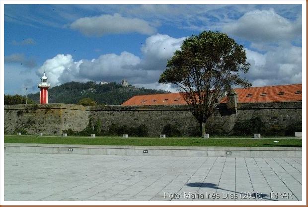 Forte Santiago da Barra - Viana do Castelo - Foto Maria Ines Dias - 2006 - IPPAR - 2