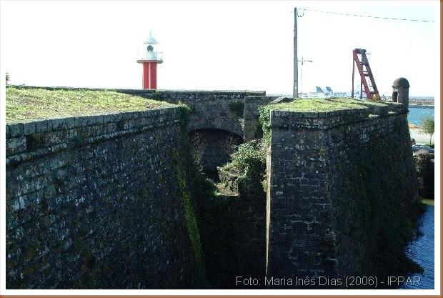 Forte Santiago da Barra - Viana do Castelo - Foto Maria Ines Dias - 2006 - IPPAR - 3