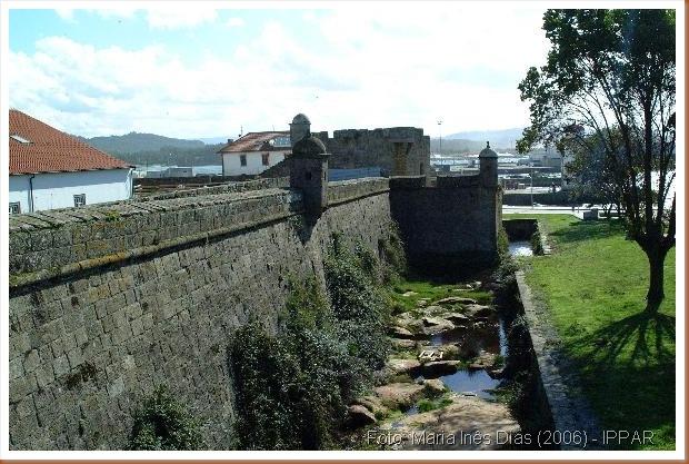 Forte Santiago da Barra - Viana do Castelo - Foto Maria Ines Dias - 2006 - IPPAR - 4