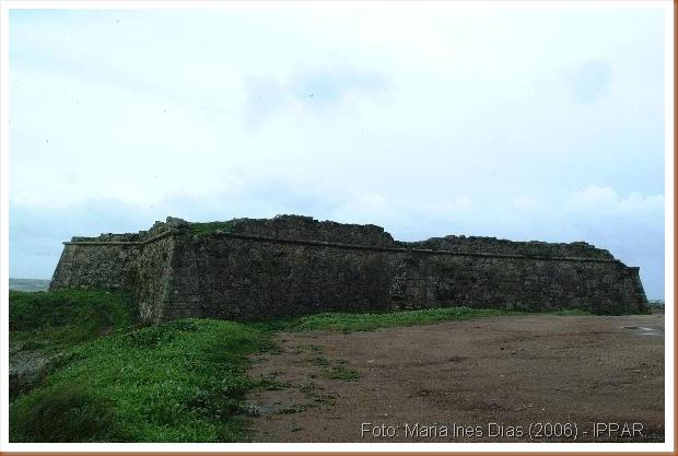 Fortim da Areosa - Viana do Castelo - Foto Maria Ines Dias - IPPAR