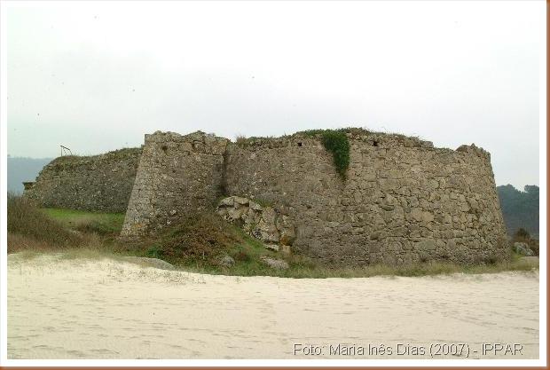Fortim de Montedor - Viana do Castelo - Foto Maria Ines Dias - 2007 - IPPAR