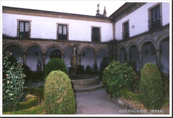 Mosteiro do Bustelo - Penafiel - www.monumentos.pt - 1