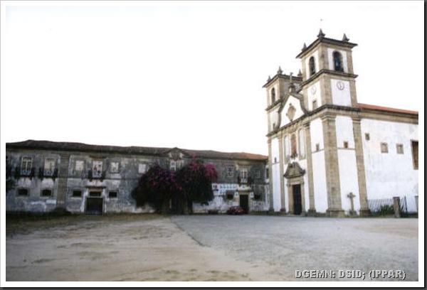 Mosteiro do Bustelo - Penafiel - www.monumentos.pt - 2