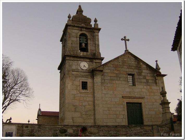 S Pedro de Abragao - Penafiel - foto Fmars