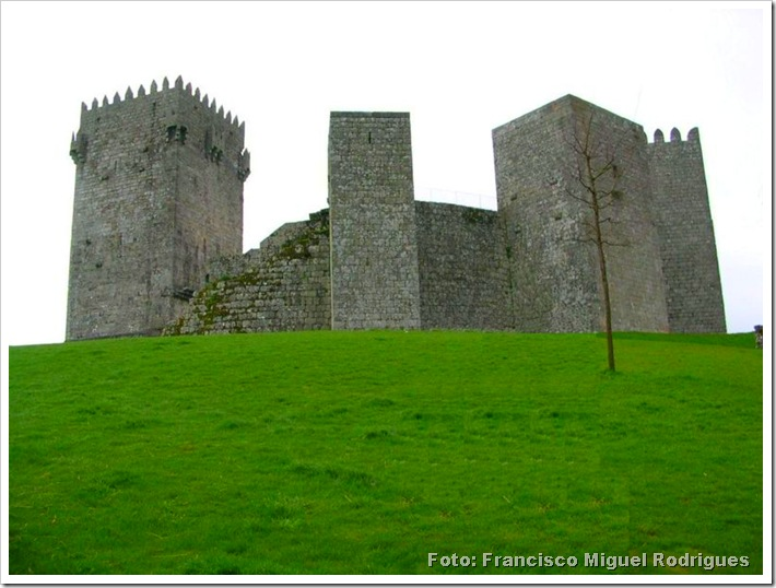 Castelo de Montalegre - Vila Real - Foto Francisco Miguel Rodrigues