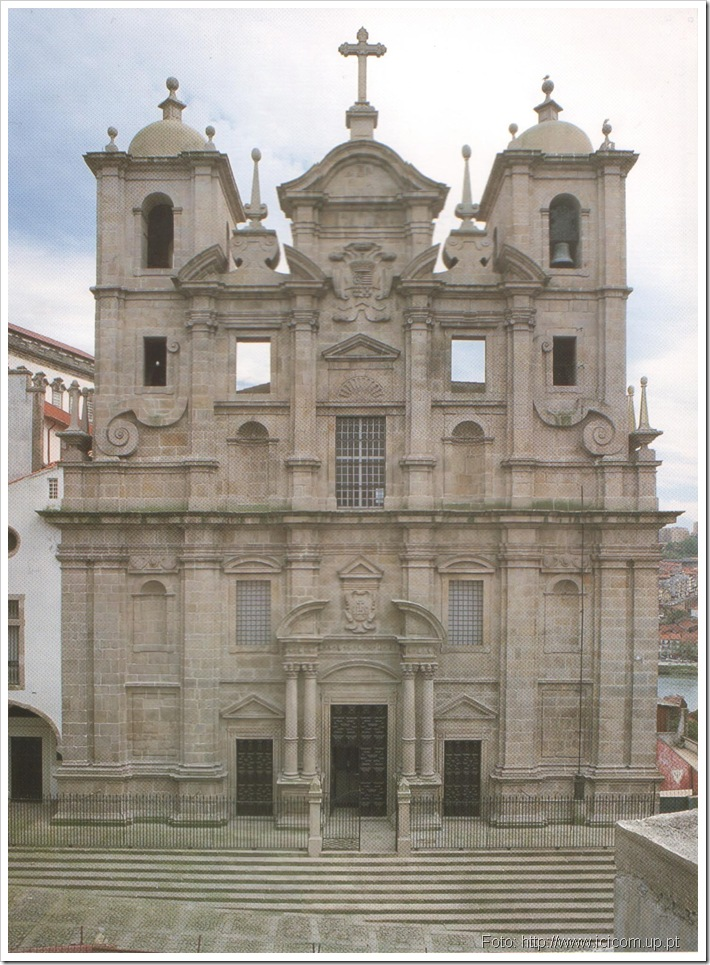 igreja dos grilos - porto