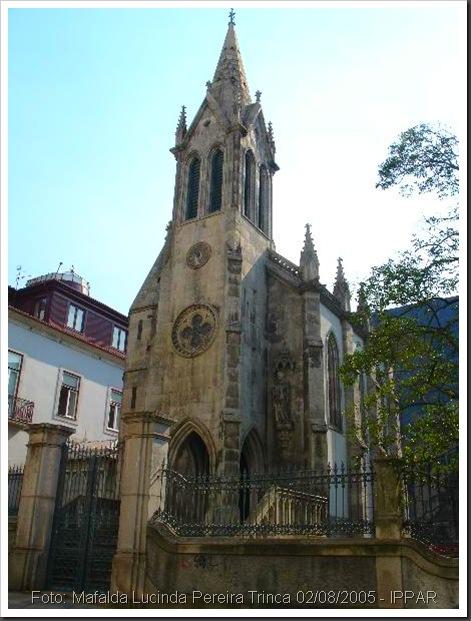 Capela Divino Coracao de Jesus - Exterior