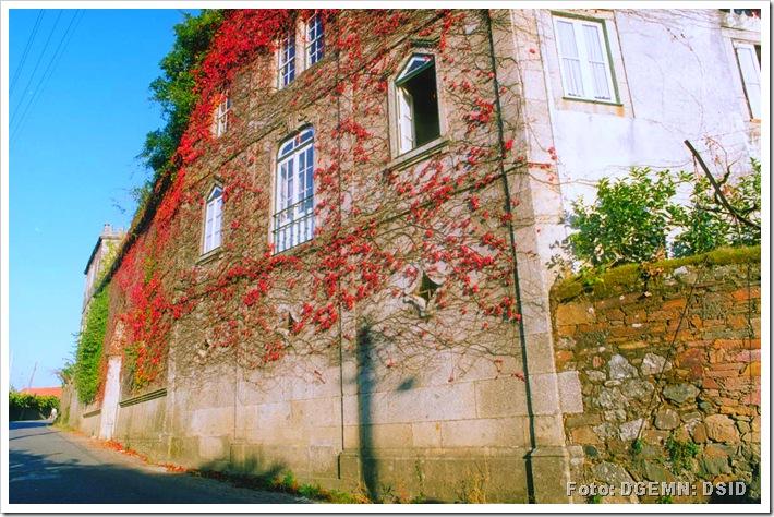 Casa e Quinta Dinis de Cima - Couto - Santa Cristina - Santo Tirso - monumentos.pt 2