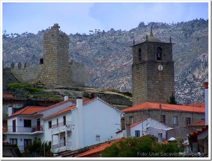 Castelo de Castelo Novo - wikipedia
