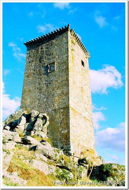 Castelo de Penamacor - Foto Vitor Oliveira