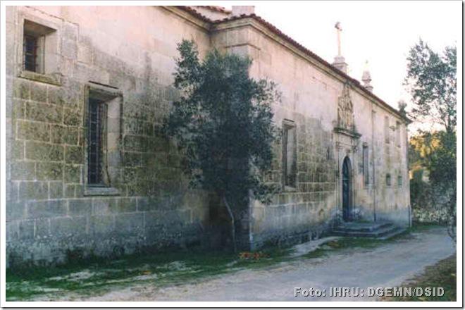 Convento S Bernardo - Viseu - www.monumentos.pt